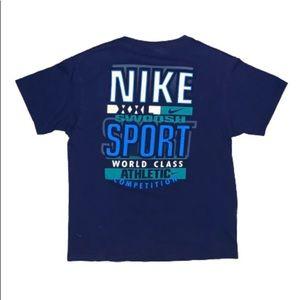 Vintage Nike world class T shirt